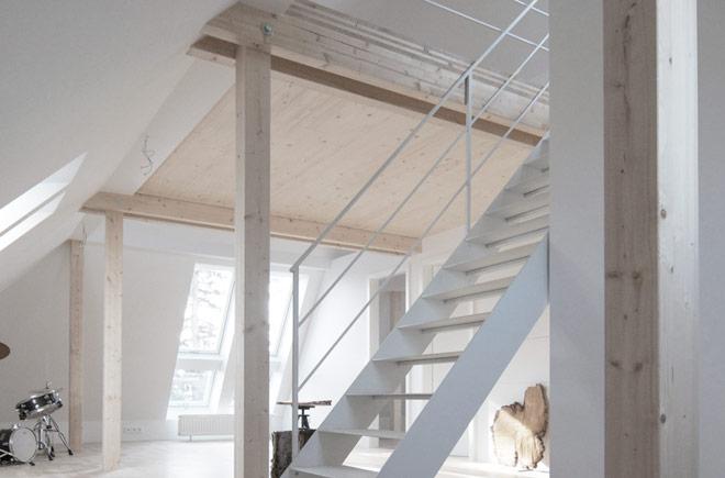 Bauen im Bestand Architekt Armin Hägele München