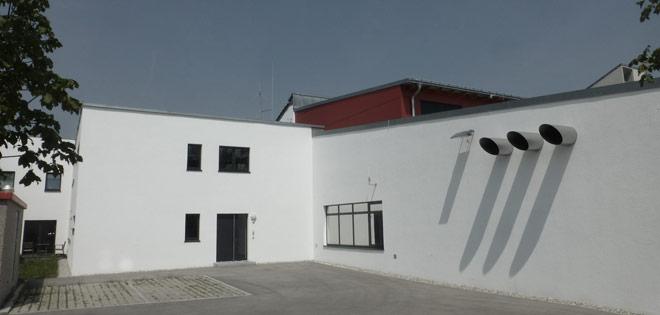 Öffentliche Bauten Architekt Armin Hägele München