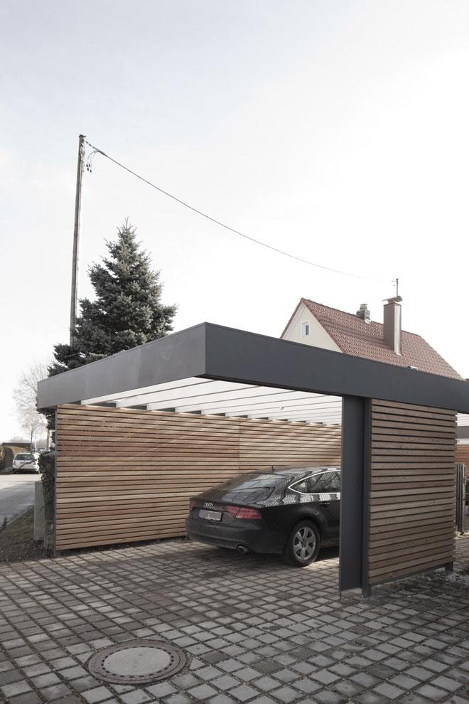 Außenraum Architekt Armin Hägele München