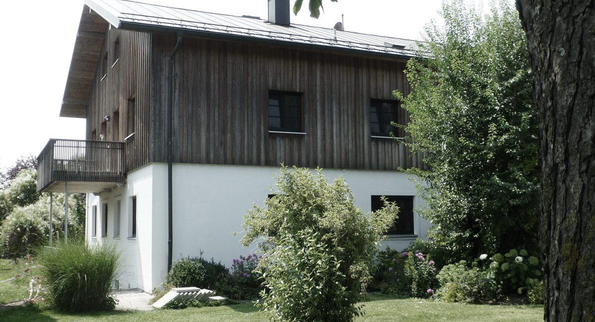 Gutshof Freising Architekt Armin Hägele