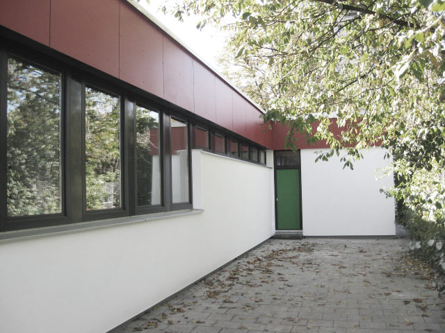 Öffentliche Bauten Architekt Armin Hägele Neufahrn