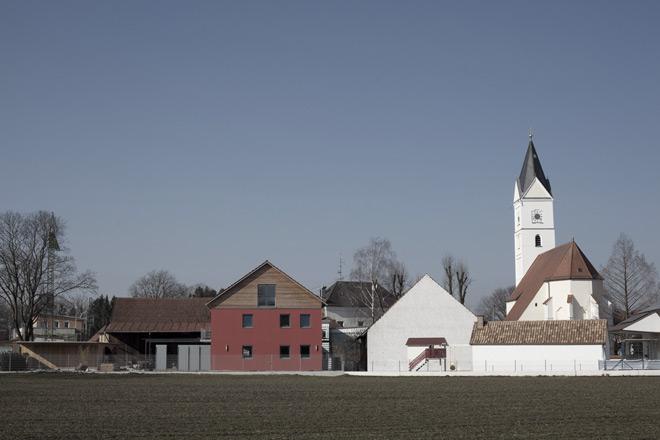 Wohnhäuser Architekt Armin Hägele Neufahrn