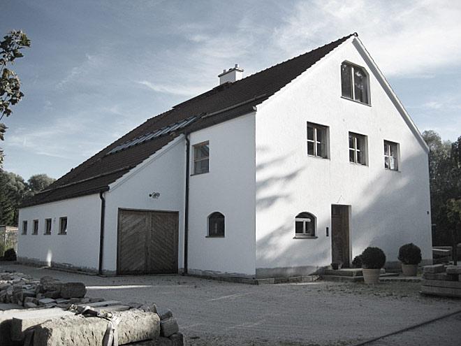 Wohnhaus Freising Architekt Armin Hägele