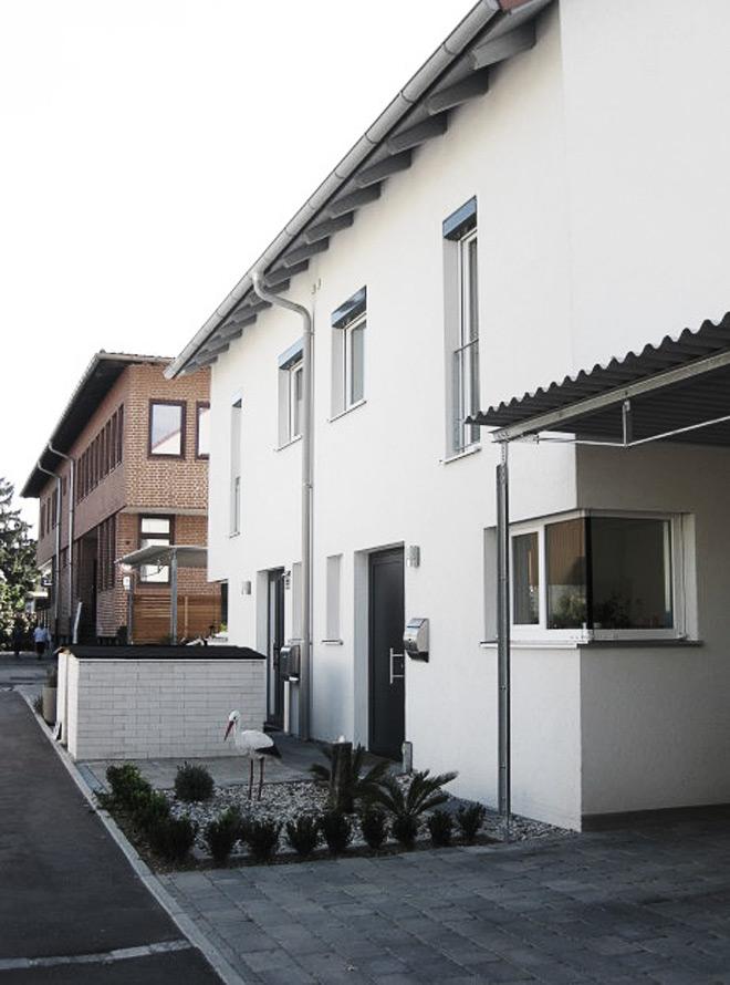Wohnhäuser Architekt Armin Hägele München
