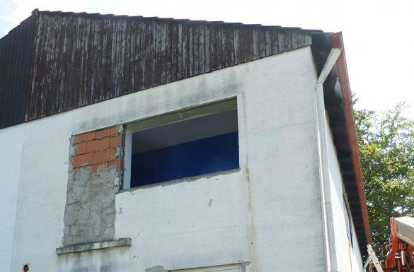 Wohnhaus Vorher