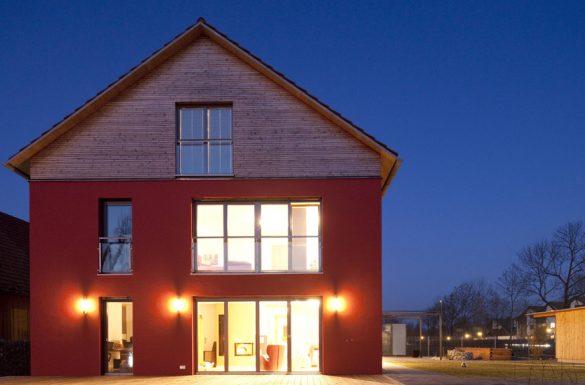 Architekt Armin Hägele Wohnhaus Nachher